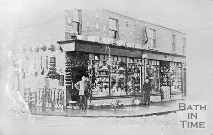 Pickens Bazaar, Moorland Road, Oldfield Park, Bath, c.1900?