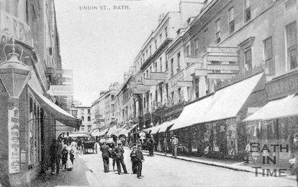Union Street, Bath c.1900