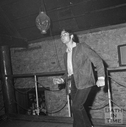 University of Bath Disco at the Keel Club, Bathampton, 26 February 1971