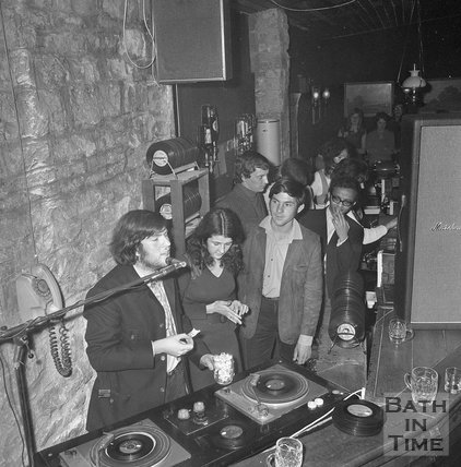 University of Bath Disco at the Keel Club, Bathampton, 26 February 1971