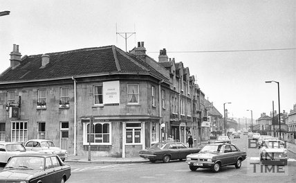 The Newbridge Inn, Brougham Hayes, Bath, 12 October 1971