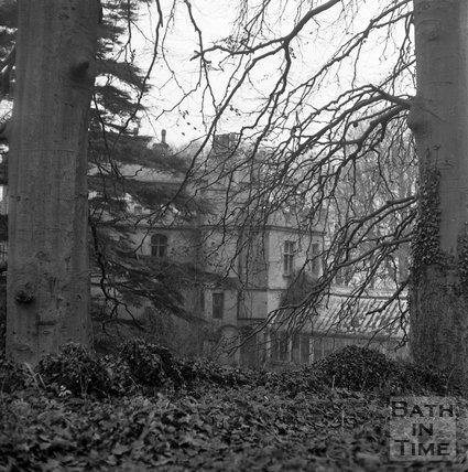 Battlefields House, Lansdown, near Bath, January 1 1972