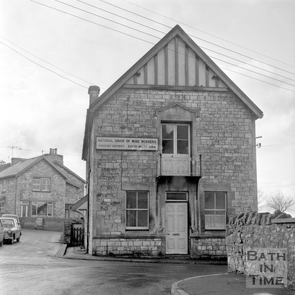 Kilmerston Coal Mine Union Headquarters, 10 January 1972