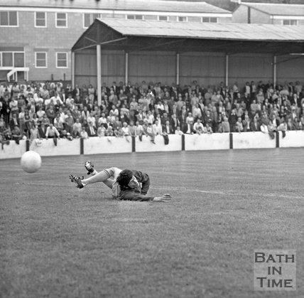 Bath City versus Wealdstone, 12 August, 1972