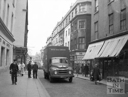 Westgate Street, Bath, c.1960s