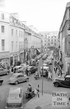 New Bond Street, Bath, 14 December 1965