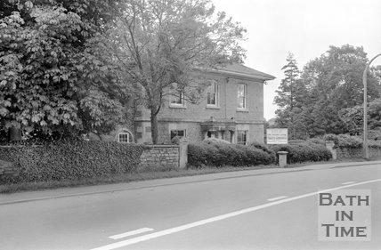 Rowden Manor, Rowden Lane, Chippenham, Wiltshire, 26 June 1963
