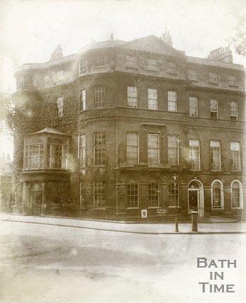 Sydney Place, Bath, 1912