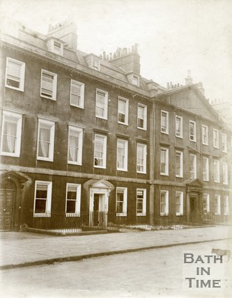 11, North Parade, Bath 1912