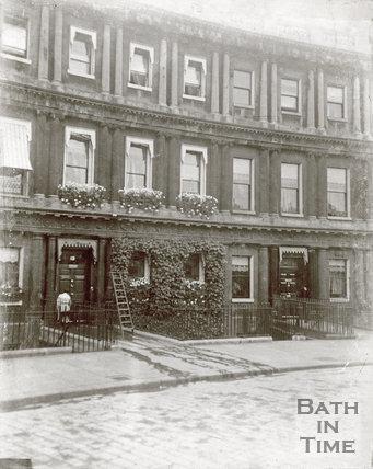 13, The Circus, Bath 1912