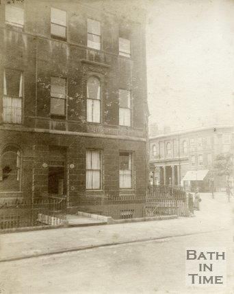 15, Johnstone Street, Bath 1912