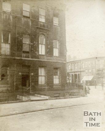 15, Johnstone Street, Bath 1912