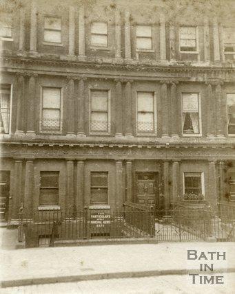 5, The Circus, Bath 1912