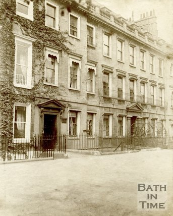 6, North Parade, Bath 1912