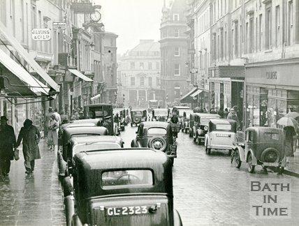 Union Street, Bath c.1935