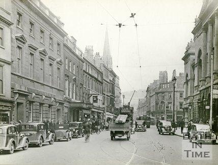 High Street, Bath c.1935