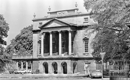 The Holburne Museum, Bath, 15 May 1974