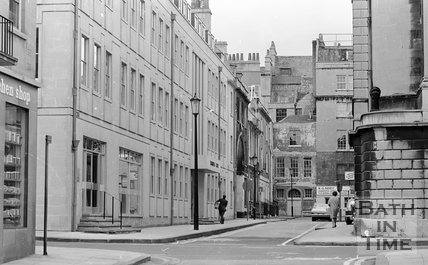 Trimbridge House, Trim Street, Bath, 15 May 1974
