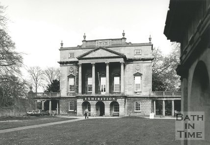 The Holburne Museum, Bath, 1995