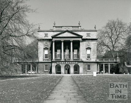 The Holburne Museum, Bath, 1995