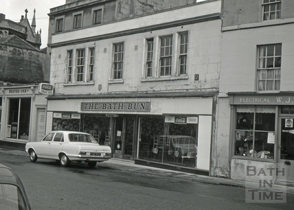 The King's Arms, 5, Walcot Street, Bath 1966