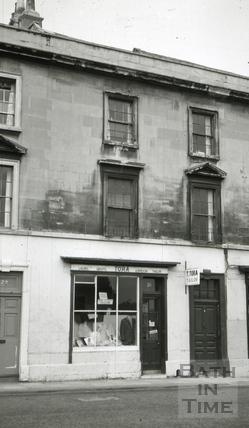 T. Tora, tailor, 31, Walcot Street, Bath 1965