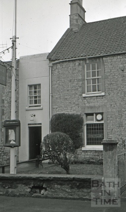 The Globe, 82, High Street, Weston, Bath 1966