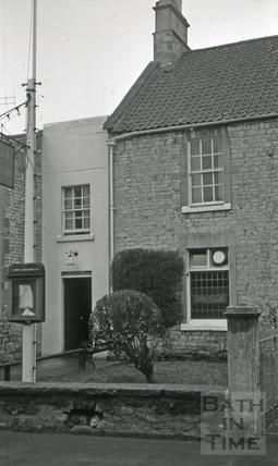 The Globe, 82, High Street, Weston, Bath 1966