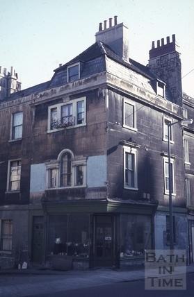 The Carpenter's Arms, 14, Chatham Row, Bath 1965