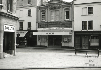 The Chequers/The Hope and Anchor/The Exeter Inn, 15, Southgate Street, Bath 1965
