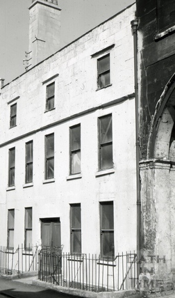 The Cabinet Makers' Arms, 4, Trim Street, Bath 1966