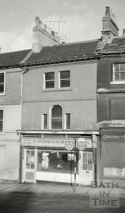The Lyncombe Brewery, 40, Claverton Street, Bath 1966
