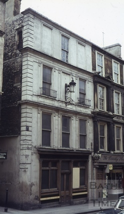 The Bunch of Grapes/The Grapes, 14, Westgate Street, Bath c.1965