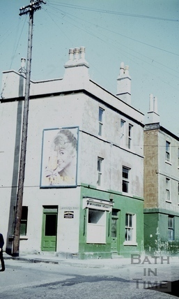 The Manage Horse, 2, Julian Road, Bath c.1965