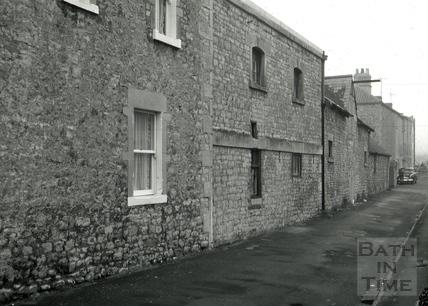 Pointing's Brewery, 9, Trafalgar Road, Weston, Bath 1966