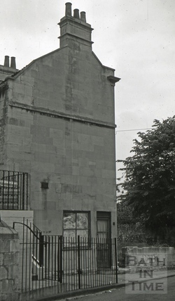 1, Brookleaze Place, Larkhall, Bath 1966
