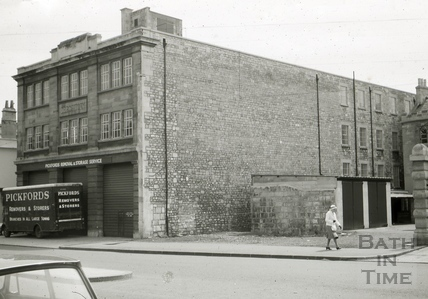 Kensington Brewery, York Place, London Road, Bath 1965