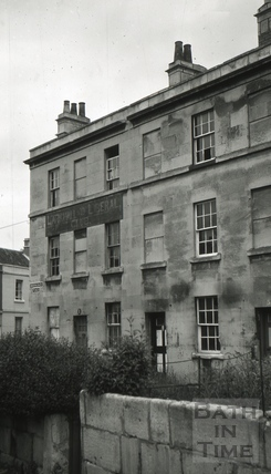 1 & 2, Brookleaze Place, Larkhall, Bath 1966