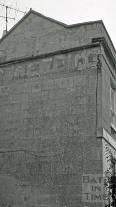 Pointing's Brewery, 9, Trafalgar Road, Weston, Bath 1966