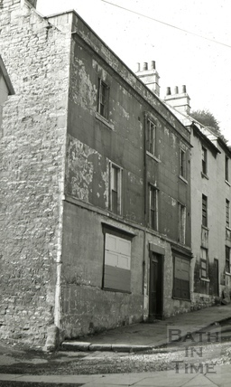 The Fox/The Old Fox Inn, 23, Holloway, Bath 1965
