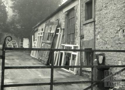The Penn Hill Brewery, High Street, Weston, Bath 1966