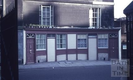 The Walcot Wine Vaults, 114 & 116, Walcot Street, Bath c.1965