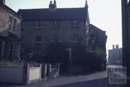 The Sydney Malthouse, Sydney Buildings, Bath c.1965