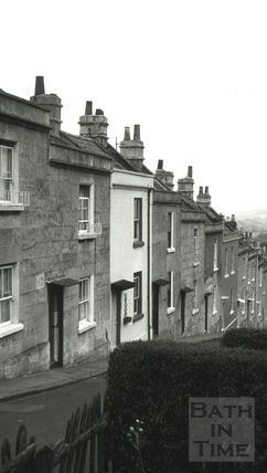 The Old Standard, 7, Claremont Buildings, Bath 1966