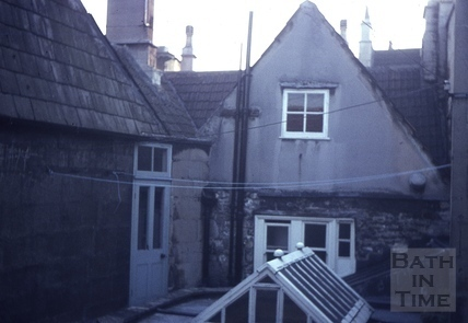 The Saracen's Head, 42, Broad Street, Bath 1965