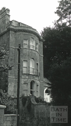 The Somerset Arms, 4, Winifred Lane, Bath 1966