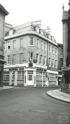 The Oliver Inn/The St. Christopher's Inn/Belushi's, 1, Broad Street, Bath 1966