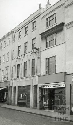 Cater, Stoffell & Fortt Ltd., 8, Southgate Street, Bath 1965