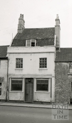 The Monmouth Arms/The Old Monmouth Arms/The Royal Oak, 8, Monmouth Place, Bath 1965