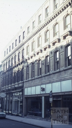 The Raven, 4, Quiet Street, Bath 1965